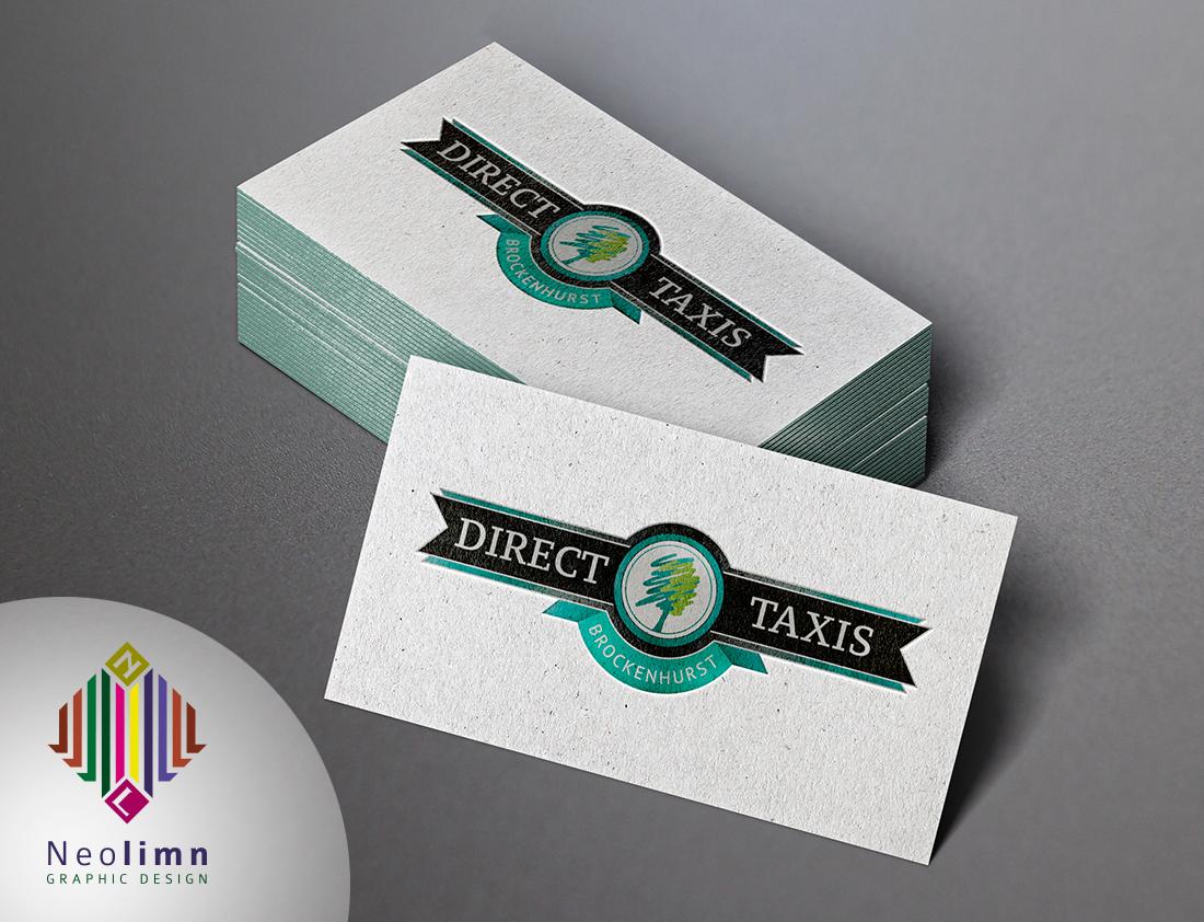 Logo Design - Direct Taxis