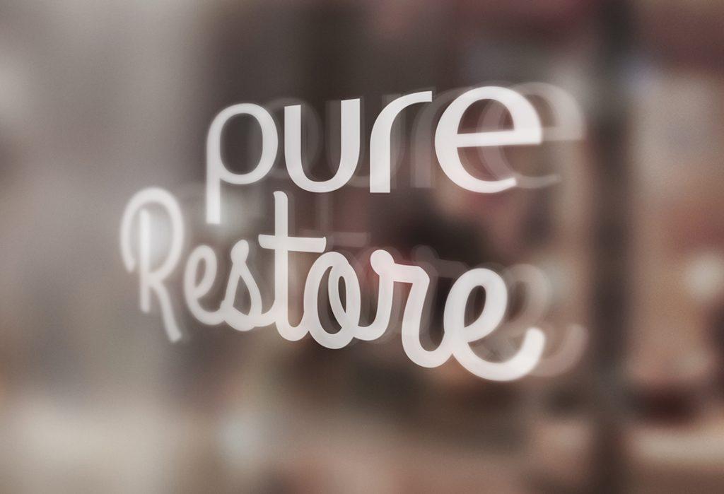 Pure Restore Logo