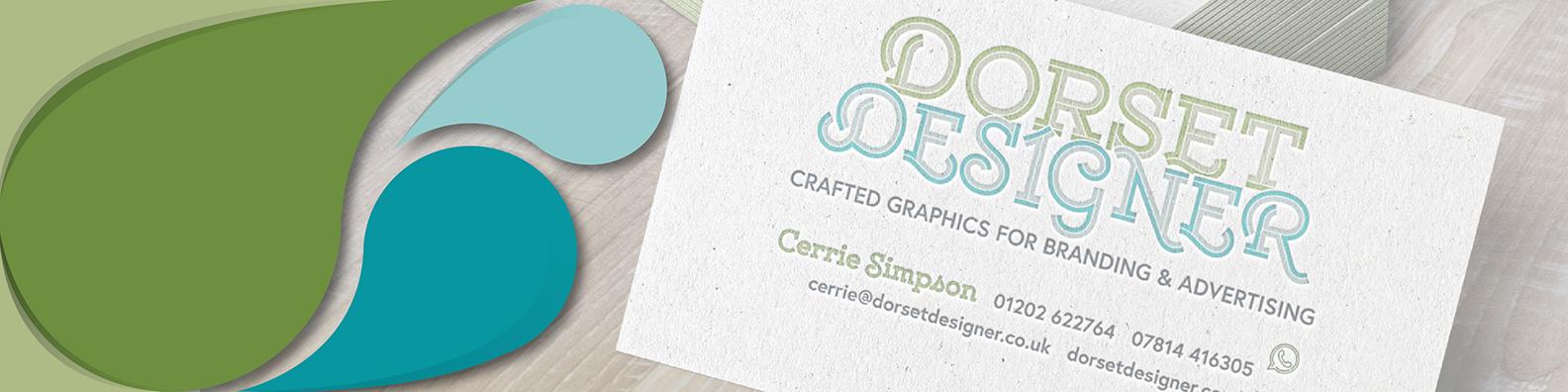 graphic designer dorset