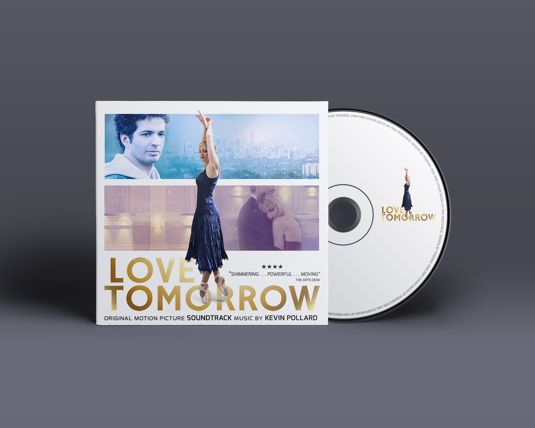 Love Tomorrow – Design